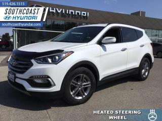 Used 2017 Hyundai Santa Fe Sport FWD 2.4L Premium  - $136 B/W for sale in Simcoe, ON