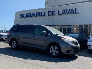 Used 2011 Toyota Sienna LE ** 7 passagers ** for sale in Laval, QC