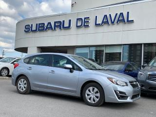 Used 2015 Subaru Impreza 2.0i Awd Hatchback ** Caméra de recul ** for sale in Laval, QC
