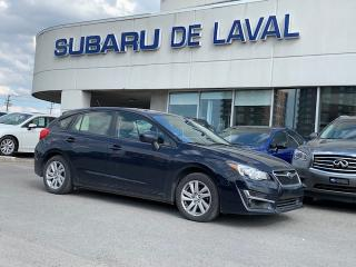Used 2015 Subaru Impreza 2,0i Touring Awd hatchback ** Caméra de for sale in Laval, QC