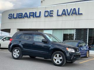 Used 2008 Suzuki Grand Vitara JLX Awd ** Cuir et Toit ouvrant ** for sale in Laval, QC