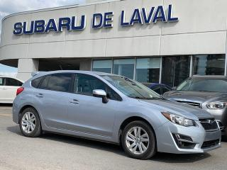 Used 2015 Subaru Impreza 2.0i Touring Awd Hatchback ** Caméra de for sale in Laval, QC