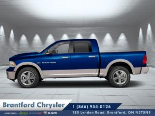 Used 2010 Dodge Ram 1500 for sale in Brantford, ON