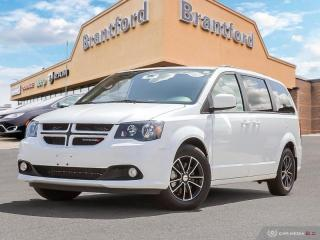 New 2019 Dodge Grand Caravan GT  - $269 B/W for sale in Brantford, ON