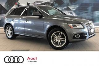 Used 2016 Audi Q5 2.0T Progressiv + Nav | S-Line | Pano Roof for sale in Whitby, ON