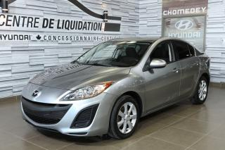 Used 2011 Mazda MAZDA3 GS for sale in Laval, QC