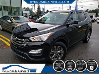 Used 2014 Hyundai Santa Fe Sport PREMIUM DÉMAR DISTANCE,BLUETOOTH+ for sale in Blainville, QC