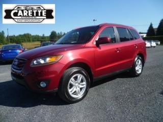 Used 2010 Hyundai Santa Fe for sale in East broughton, QC