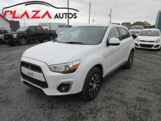 Used 2014 Mitsubishi RVR ES for sale in Beauport, QC