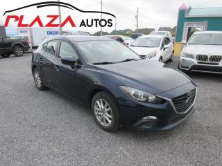 Used 2016 Mazda MAZDA3 Sport GS for sale in Beauport, QC