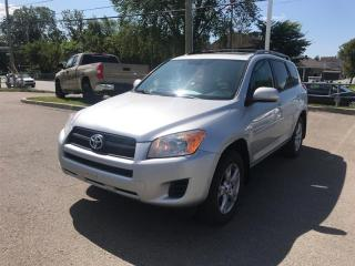 Used 2011 Toyota RAV4 4WD SUNROOF for sale in Québec, QC
