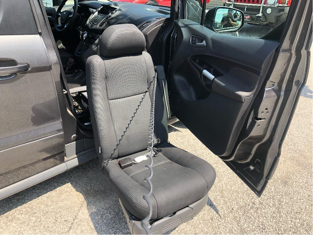 Used 2015 Ford Transit Connect Passenger Wagon WHEELCHAIR