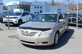 Used 2007 Toyota Camry Berline 4 portes, 4 cyl. en ligne, boîte for sale in Shawinigan, QC