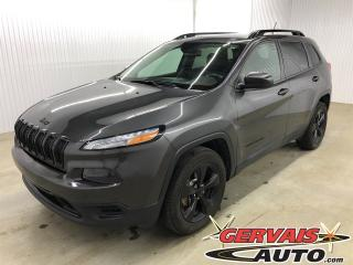 Used 2016 Jeep Cherokee Altitude V6 4x4 MAGS CAMÉRA DE RECUL for sale in Shawinigan, QC