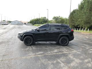 Used 2015 Jeep Cherokee Trailhawk 4WD for sale in Cayuga, ON