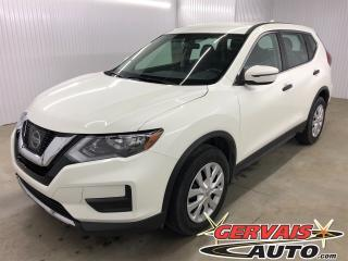 Used 2017 Nissan Rogue S AWD CAMÉRA DE RECUL BLUETOOTH SIÈGES CHAUFFANTS for sale in Shawinigan, QC