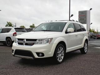 Used 2015 Dodge Journey LIMITED *TOIT*DVD*7 PLACES* for sale in Brossard, QC