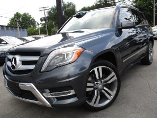 Used 2015 Mercedes-Benz GLK-Class GLK 250 BLUETEC|NAVI|47KM|ONE OWNER|PANORAMA ROOF for sale in Burlington, ON