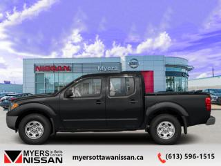Used 2019 Nissan Frontier Crew Cab Midnight Edition Long Bed 4x4 Auto  - $232 B/W for sale in Ottawa, ON
