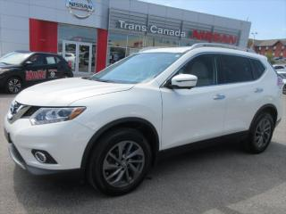 Used 2016 Nissan Rogue SL for sale in Peterborough, ON