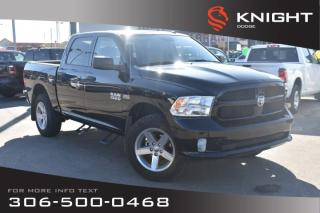 Used 2017 RAM 1500 Express | Accident Free | Tilt | Cruise Control | for sale in Swift Current, SK