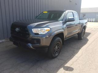 Used 2016 Toyota Tacoma SR+ LOW KMs | REMOTE STARTER | TOW PACKAGE | BLUETOOTH for sale in Charlottetown, PE
