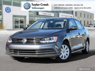 Used 2015 Volkswagen Jetta Trendline plus 1.8T 5sp for sale in Orleans, ON