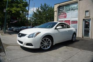 Used 2012 Nissan Altima Coupé 2 portes V6, CVT 3,5 SR for sale in Laval, QC
