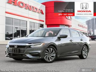 Used 2020 Honda Insight Touring INSIGHT TOURING for sale in Cambridge, ON