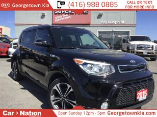 Used 2015 Kia Soul EX+ | ONE OWNER | BACK-UP CAMERA | for sale in Georgetown, ON