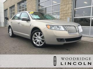 Used 2010 Lincoln MKZ ***PRICE REDUCED*** 3.5L V6, LEATHER HEATED SEATS, FWD, for sale in Calgary, AB