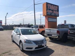 Used 2013 Nissan Sentra SV**ONLY 99KMS**AUTO**SUNROOF**ALLOYS**CERTIFIED for sale in London, ON