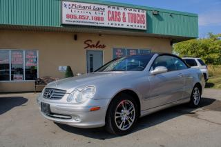 Used 2004 Mercedes-Benz CLK Class AS-IS for sale in Bolton, ON