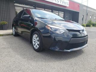 Used 2014 Toyota Corolla LE for sale in Châteauguay, QC