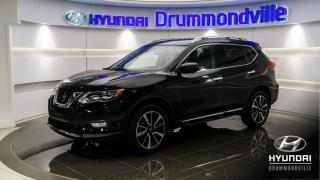 Used 2017 Nissan Rogue SL AWD + GARANTIE + NAVI + TOIT PANO + M for sale in Drummondville, QC