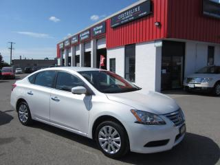 Used 2015 Nissan Sentra 1.8L s $8,995 +HST +LIC FEE / CLEAN CARFAX REPORT for sale in North York, ON
