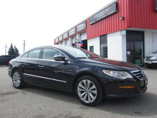 Used 2012 Volkswagen Passat CC Sport 10,995+HST+LIC FEE / CERTIFIED / REAR BUCKET SEATS for sale in North York, ON