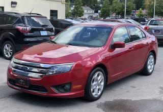 Used 2010 Ford Fusion SE for sale in Midland, ON