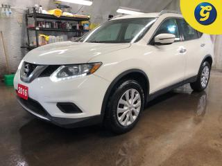 Used 2016 Nissan Rogue AWD * Downhill assist-* Sport/eco/normal drive mode * Heated mirrors * Telescopic/tilt steering * Phone connect * Hands free steering wheel controls * for sale in Cambridge, ON