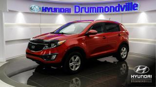 Used 2014 Kia Sportage LX AWD + MAGS 16PO + CRUISE + A/C AUTO + for sale in Drummondville, QC