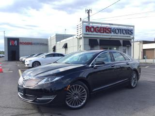 Used 2016 Lincoln MKZ 2.0 AWD - NAVI - PANO ROOF - SELF PARKING for sale in Oakville, ON
