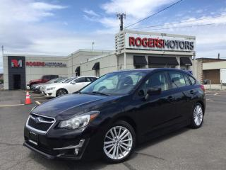 Used 2015 Subaru Impreza AWD - 5SPD - HATCH - SUNROOF - REVERSE CAM for sale in Oakville, ON