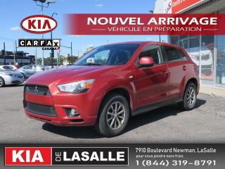 Used 2012 Mitsubishi RVR SE for sale in Montréal, QC