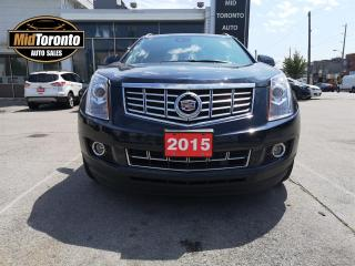 Used 2015 Cadillac SRX Premium | AWD | One Owner | Top Model for sale in North York, ON