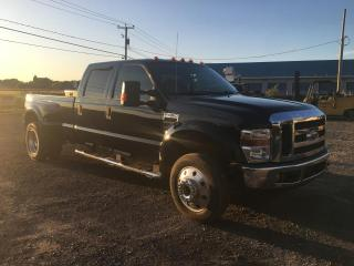 Used 2008 Ford F-450 4 RM, Cabine multiplaces 172 po, XLT for sale in Repentigny, QC