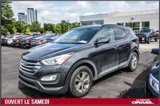 Used 2016 Hyundai Santa Fe Sport 2.4 Premium AWD - SIÈGES CHAUFFANT for sale in Ile-des-Soeurs, QC