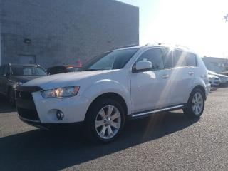 Used 2010 Mitsubishi Outlander XLS |  | S-AWC | CUIR | TOIT | MAGS for sale in St-Hubert, QC