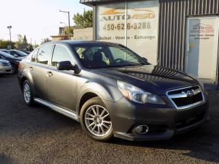 Used 2013 Subaru Legacy ***AWD,GROUPES ELECTRIQUE,A/C*** for sale in Longueuil, QC