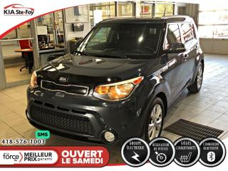 Used 2015 Kia Soul EX *CRUISE *BLUETOOTH *GROUPE ELECTRIQUE *AUX *A/C for sale in Québec, QC