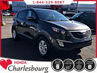 Used 2011 Kia Sportage LX AWD **BAS KM** for sale in Charlesbourg, QC